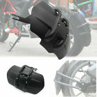 Black Wheel Cover Guard Rear Fender Mudguard For HONDA CBR250R CBR300R CBR600RR