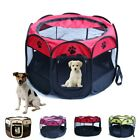 Pets Dog Portable Cage Folding Kennel Puppy Playpen House Bed Folding Crate