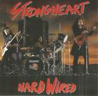 Strongheart - Hard Wired, CD Early Australian Press VG Albert 4720522