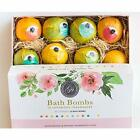 Grace &amp Stella Bath Bombs Variety Gift Set Of 12 XL Assorted Fizzies (120g) -