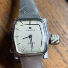 Vintage Quartz wrist watch JUNGHANS-1970s-MADE IN GERMANY