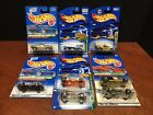 Hot Wheels Treasure Hunts From 1998 2003 Ford GT 40 Panoz Riley Lot Of 8 CC0287