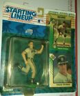 Starting Line Up ~ Detroit Tiger baseball action figure of Travis Fryman + cards