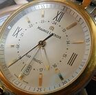 Impressive 42 mm S/S & Gold Men's Maurice Lacroix Swiss Automatic Watch LC6018