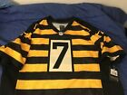 NFL Authentic Nike Elite Steelers Ben Roethlisberger Jersey 52 BNWOT $300+