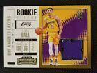 Big Baller or Bust! Top Lonzo Ball Rookie Cards 19