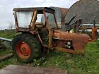 DAVID BROWN 995 TRACTOR SPARES OR REPAIR FOR PARTS PARTS MISSING