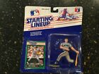 Starting Lineup 1989 Matt Nokes Detroit Tigers Figure and Card