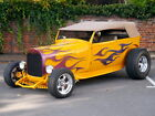 1928 Ford Model A Phaeton V8 Hot Rod All Steel Immaculate