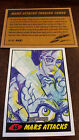 2014 TOPPS IDW LIMITED MARS ATTACKS REPRINT SKETCH CARD APRICOT MANTLE # 65