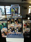 FUNKO POP! GAMES STREET FIGHTER LOT OF NINE, MULTIPLE EXCLUSIVES INCLUDED