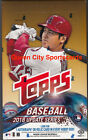 2018 Topps Update Baseball Factory Sealed Hobby Box