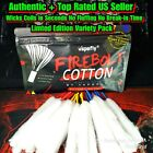 Authentic Mixed Edition Firebolt Cotton - Wicks in Seconds - No Break in Time