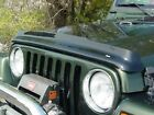Bug Shield for 1987 2004 Jeep Wrangler YJ