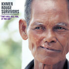 Various Artists : Khmer Rouge Survivors: They Will Kill You, If You Cry CD