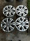 4 Factory OEM Mercedes Benz S400 S500 S550 Wheels Rims 2007 2010 18 S Class