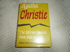 Agatha Christie Mirror Cracked From Side to Side 1st UK Collins Crime Club 1962