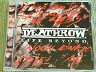 DEATHROW LIFE BEYOND RARE 10 TRACK CD FREE SHIPPING