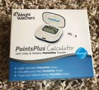 Weight Watchers Points Plus Calculator With Daily  Weekly Tracker NEW SEALED