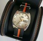 Mido Automatic Multistar Datoday 60er Vintage Box 2838 Daydate 1147