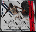 2014-15 Panini Prestige plus Basketball Box NBA Sealed Orig. Pack.