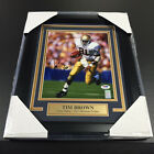 Tim Brown Football Cards, Rookie Cards and Autographed Memorabilia Guide 28
