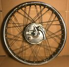 Honda xl175 xl 175 Front Rim Wheel Assembly