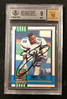 1990 Topps Traded Emmitt Smith Limited Edition Auto BGS 9 10 (BB MO)