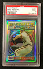1993 Finest Mike Mussina Refractor Hall of Fame HOF PSA 9 (BB MO)