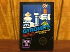 Gyromite Nintendo NES Video Game in Box TESTED