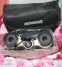 American Tourister Binoculars Compact with carrying case  cleaning cloth