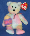 TY EGGS 2006 the BEAR BEANIE BABY - MINT with MINT TAGS