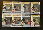 Funko Pop! Disney Mickey Mouse Lot 90 Years NYCC SDCC Funko Shop LE Exclusives