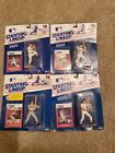 1988 Don Mattingly. Will Clark.Roger Clemens.  Wade Boggs Starting Lineup Figure