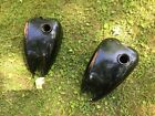 Zundapp motorcycle gas tanks