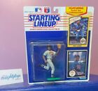 Starting Lineup Kirby Puckett 1990 MLB Action Figure Minnesota Twins Vtg MOC NOS