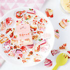 Flowers Memo Stickers Kawaii Scrapbooking Stickers 45PCS Pack Planner DIY