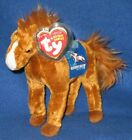TY DERBY 134 BLUE the KENTUCKY DERBY HORSE BEANIE BABY - MINT with TAG - SEE PIC