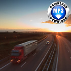 Highway Traffic White Noise Car Traffic Sounds for Sleep (MP3 Digital Download)