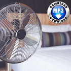 8 Hours Oscillating Fan White Noise to Help Fall To Sleep (MP3 Digital Download)