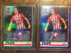 2017-18 Topps Chrome UEFA Champions League Soccer Cards 15