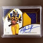 2015 Immaculate ERIC DICKERSON Jumbo Patch Auto 11 49