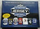 Leaf Autographed Football Jersey Edition Hobby Box NFL