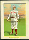 1910-11 T3 Turkey Red Baseball Cabinet Cards 13