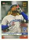 2019 Topps Now Moment of the Week Baseball Cards 19