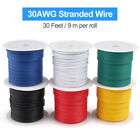 2230 Awg Gauge Electric Wire Tinned Copper Flexible Pvc Hookuptotal 54m