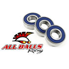 2007-2009 Suzuki VL1500LC C90 Intruder All Balls Wheel Bearing Kit [Rear]
