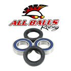 2009-2011 Aprilia RSV4 FACTORY Motorcycle All Balls Wheel Bearing Kit [Front]