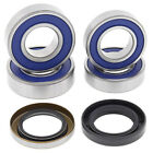 2006-2007 BMW G650X MOTO Motorcycle All Balls Wheel Bearing Kit [Rear]