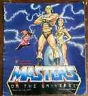 1984 Topps Masters of the Universe Trading Cards 8